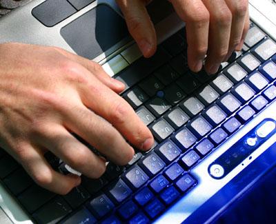 teclado tecnlogia informação