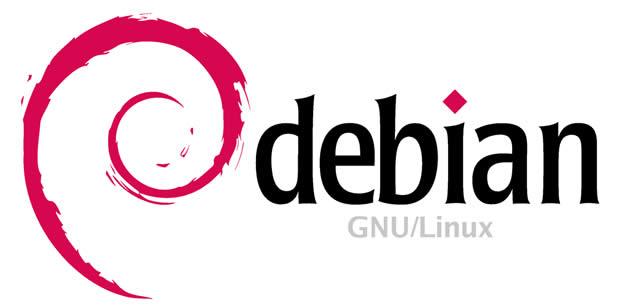Debian Logo Linux