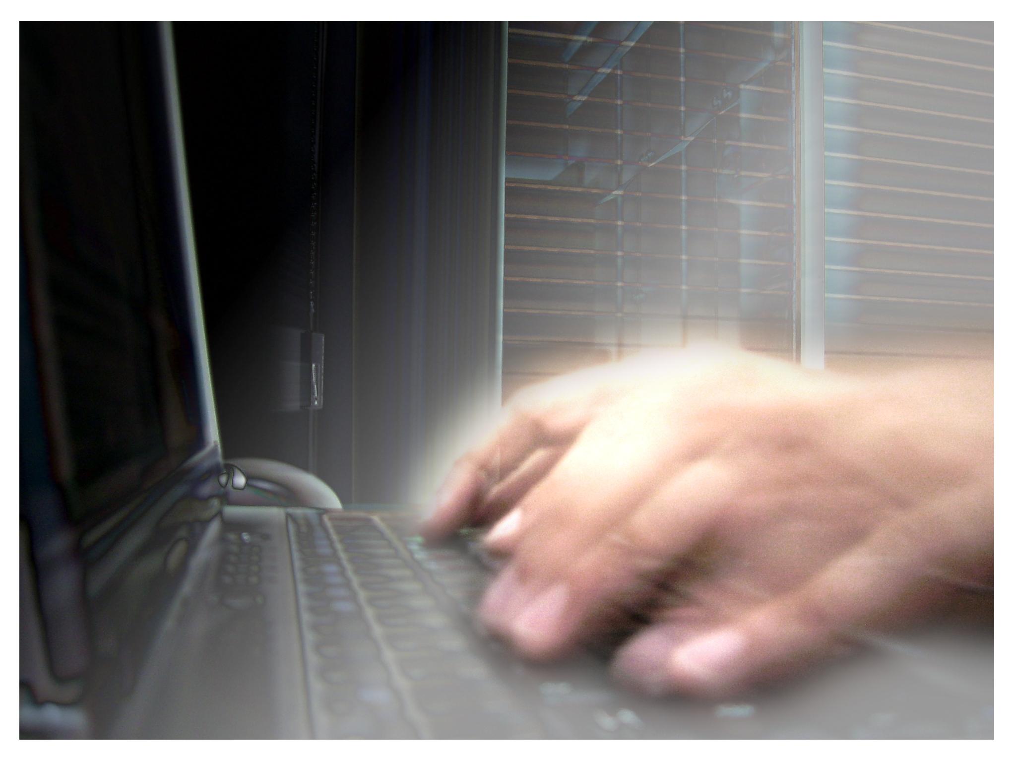 computador hacker pentest