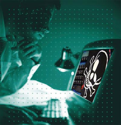 hacker computador