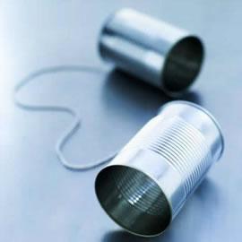 comunicação lata