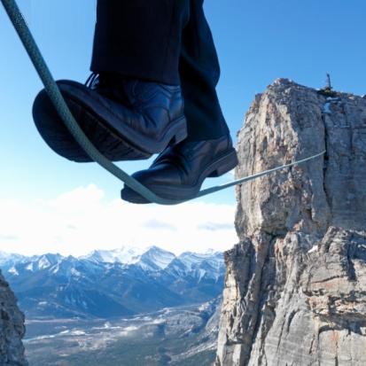 riscos corda profissional