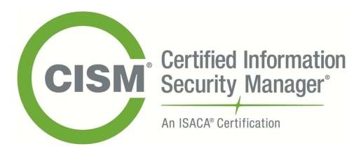 Logo CISM - Certified Information Security Management